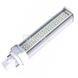 LED PLC 10W 5000K G24D3