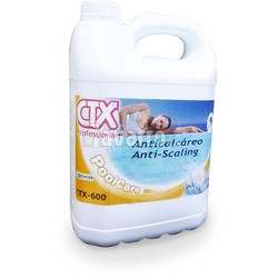ANTICALCAREO CTX-600 BOTE 5L