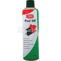 PEEL OFF RED SPRAY 500ML