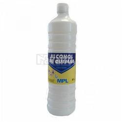BOTELLA 1L ALCOHOL DE QUEMAR 300206