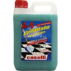 A-9 ABRILLANTADOR MARMOL TERRAZO 5L CASELLI