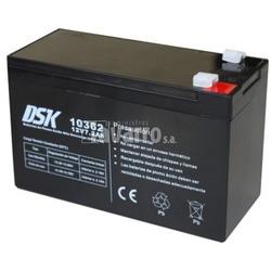 BATERIA PLOMO 12V 7.2Ah DSK UPS-SAI