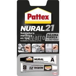 PATTEX NURAL 21 SOLDADURA REPARADORA METALES